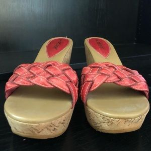 Matisse Wedges